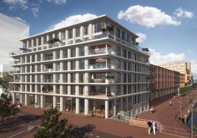 Impressie Gezicht op Delft