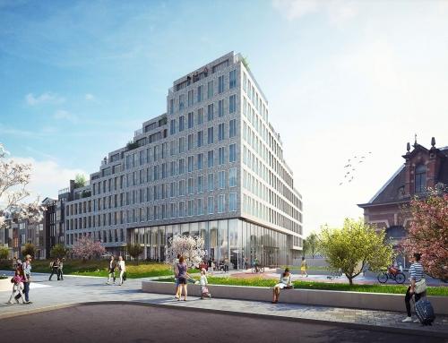 Bouw multifunctioneel Antoni nabij station Delft van start