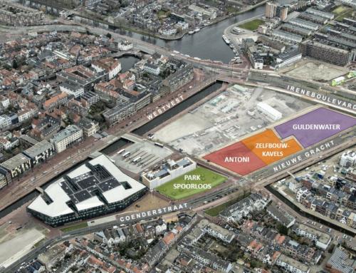 Bouw Van Leeuwenhoekkwartier rond station Delft van start