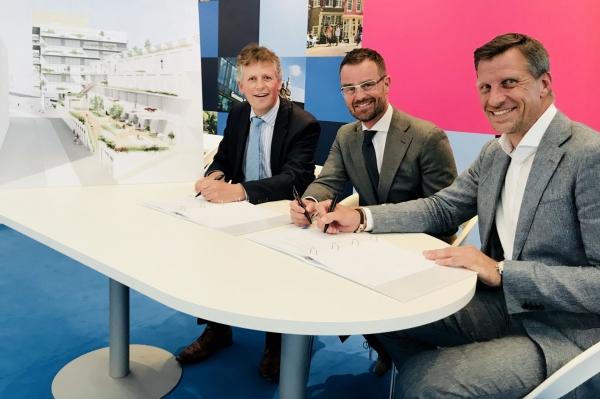 OBS ondertekent overeenkomsten met Ballast Nedam Development en BPD