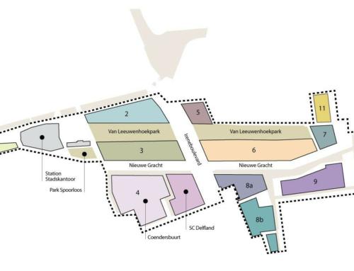 Werkateliers veld 6, 7 en Haring-locatie