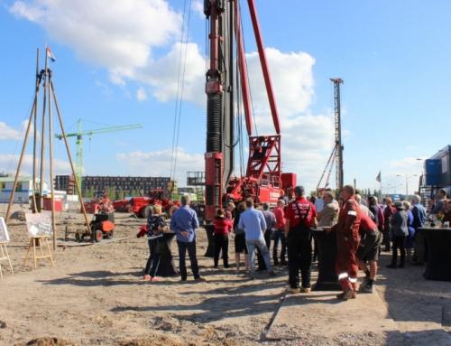 Start bouw 3 CPO's in van Leeuwenhoekkwartier