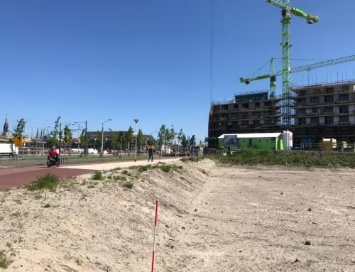 PFAS in Nieuw Delft