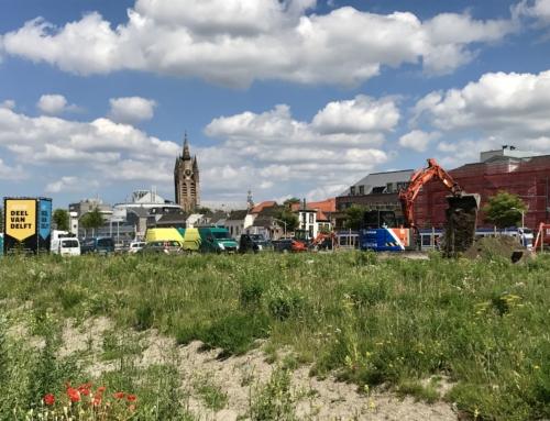 Voorbereidingen bouw Huis van Delft gestart