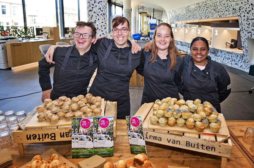 Catering tijdens Nieuw Delft presenteert