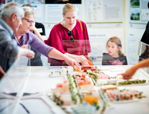 Ruim 600 bezoekers tijdens Nieuw Delft Presenteert