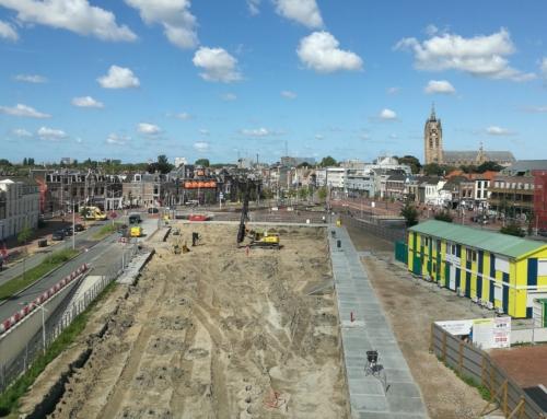 2019 – 2021: Bouw Huis van Delft
