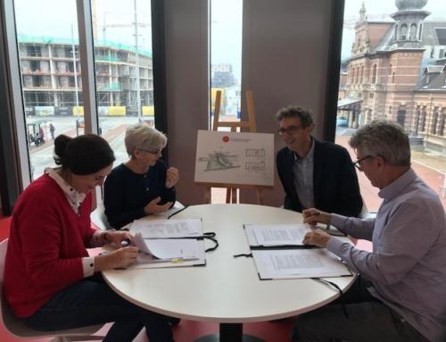 Ondertekening intentieovereenkomst voor eerste wooncoöperatie in Delft