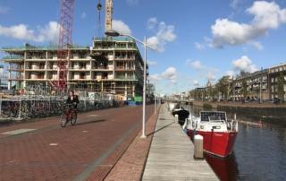 Fiets- en voetpad Westsingelgracht