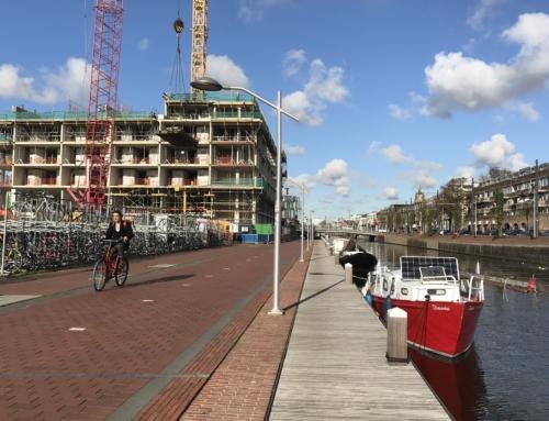 Werkzaamheden in het weekend en afsluiting fietspad The Student Hotel