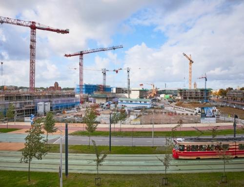 Een uitkijktoren in Nieuw Delft!