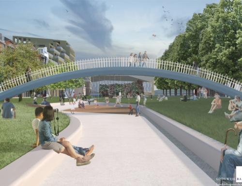 Ontwerp noordelijk deel Van Leeuwenhoekpark klaar