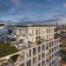 impressie van het penthouse van Gezicht op Delft in Nieuw Delft