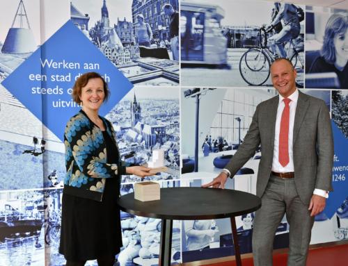 Gemeente Delft en DUPON Vastgoed ondertekenen ontwikkelovereenkomst