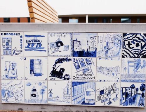 Nieuw Delft wordt steeds mooier