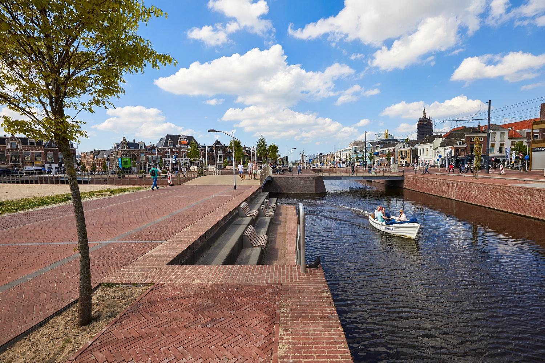 Foto van de Houttuinen en Westsingelgracht