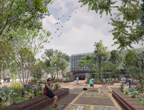 Voorlopig ontwerp Tuin van Delft klaar