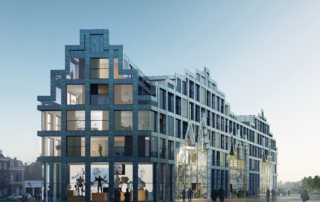 impressie huis van Delft